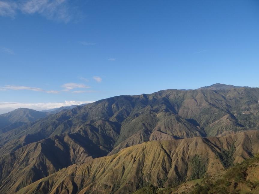 Pedaleando fuerte de los Andes al marCaribe
