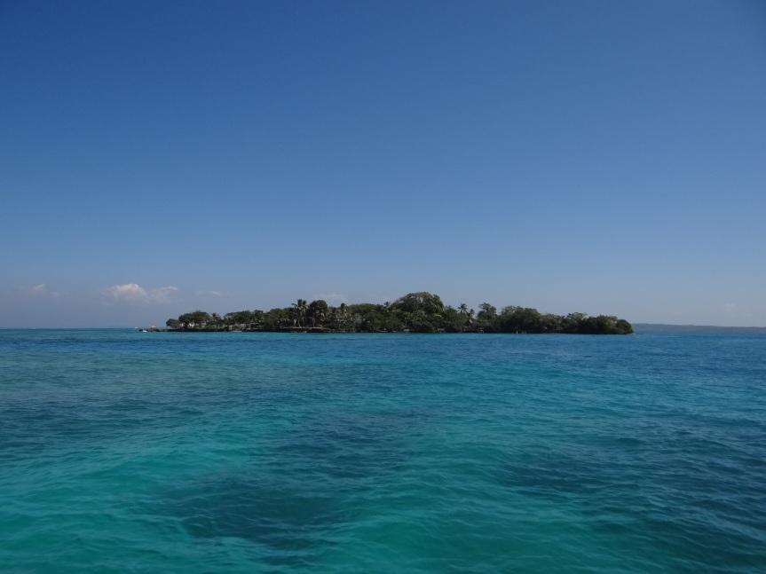 Entre arrecifes coralinos llenos de vida ycolor