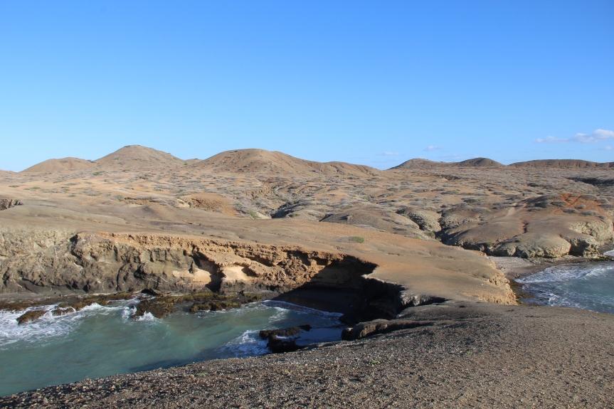 La fuerza del desierto de laGuajira